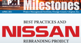 Best Practices And NISSAN Rebranding Project